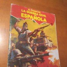 Carteles Guerra Civil: ANTIGUA REVISTA EL CÓMIC DE LA GUERRA CIVIL ESPAÑOLA AQUEL CALUROSO VERANO DEL 36.... Lote 138824762