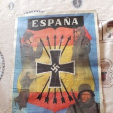 Carteles Guerra Civil: CARTEL GUERRA CIVIL 19. Lote 139282574