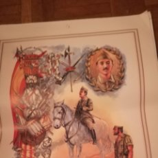 Carteles Guerra Civil: CARTEL, EL NOVIO DE LA MUERTE. Lote 142732826