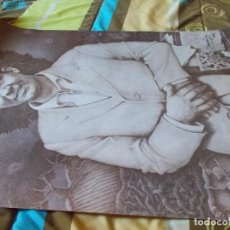 Carteles Guerra Civil: INTERESANTISIMO CARTEL ,FEDERICO GARCIA LORCA ,CON FIRMA ORIGINAL DE FRANCISCO HERNANDEZ. Lote 155813794