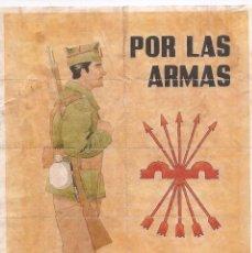 Carteles Guerra Civil: ANTIGUO PLIEGO DE 10 CUPONES DE RACIONAMIENTO, POSTERIOR GUERRA CIVIL ESPAÑOLA. Lote 155968610