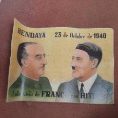 Carteles Guerra Civil: LAMINA. Lote 198723642