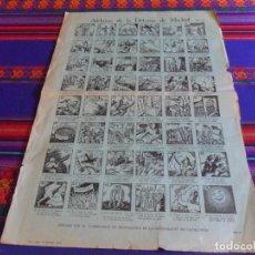 Carteles Guerra Civil: CARTEL FACSÍMIL DE 1979 ALELUYAS DE LA DEFENSA DE MADRID Nº 3. 51X34,5 CMS. GUERRA CIVIL. MÍTICO.. Lote 210644803