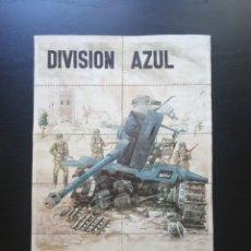 Carteles Guerra Civil: 10 CUPONES RACIONAMIENTO DE BADAJOZ ( ZALAMEA DE LA SERENA). LENINGRADO 1942. DIVISIÓN AZUL. GUERRA. Lote 275342058