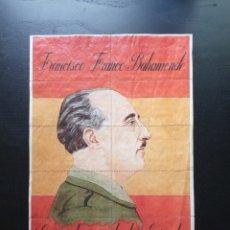 Affiches Guerre Civile: 10 CUPONES RACIONAMIENTO DE LIRIA, VALENCIA. FRANCISCO FRANCO. GUERRA CIVIL.. Lote 277456538