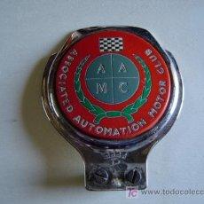 Carteles: CHAPA COCHE. Lote 22119838