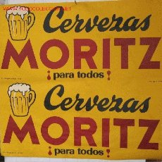 Plakate - CARTEL CERVEZAS MORITZ - 41790318