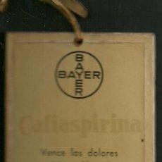Carteles - CAFIASPIRINA BAYER TERMOMETRO - 17315342