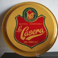 Carteles: CHAPA LA CASERA.. Lote 26994674