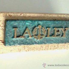 Carteles: LOGOTIPO DE LA LEY. Lote 27633136