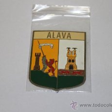 Carteles: CHAPA DE ALAVA DE 5 X 7 APROX.. Lote 135060327