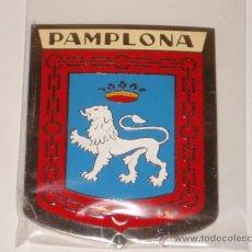 Carteles: CHAPA DE PAMPLONA, DE 5 X 7. Lote 135060571