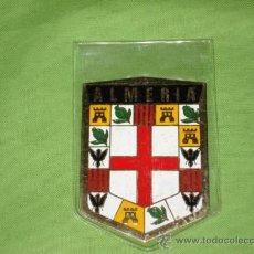 Carteles: CHAPA METALICA DE ALMERIA DE 6 X 8 APROX.. Lote 263208110