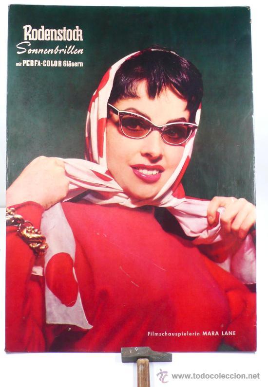 Gafas Carteles De RodenstockDisplay Comprar Publicidad SolCo TK3JlF1c