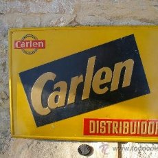 Carteles: CARTEL CHAPA CARLEN. Lote 36060019