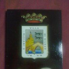 Carteles: METOPA ESCUDO BILBAO. Lote 41679161