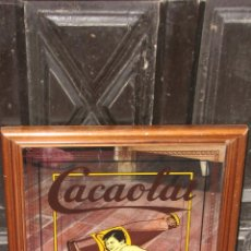 Carteles: ESPEJO PUBLICITARIO CACAOLAT. Lote 42999248