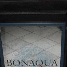 Carteles: CUADRO ESPEJO PUBLICITARIO DE AGUA BONAQUA. Lote 44328449