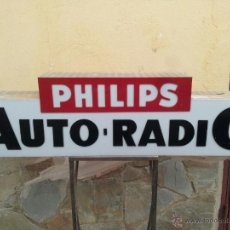 Carteles: ANTIGUO ROTULO LUMINOSO PHILIPS. Lote 46135374