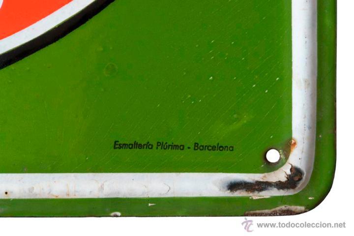 Carteles: Singer chapa esmaltada plúrima - Foto 2 - 48463927