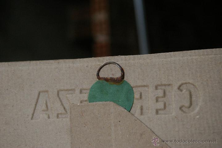 Carteles: CArtel - display de cartón, dimensiones 24 x 13.50 cm., años 50 - Foto 4 - 48559284