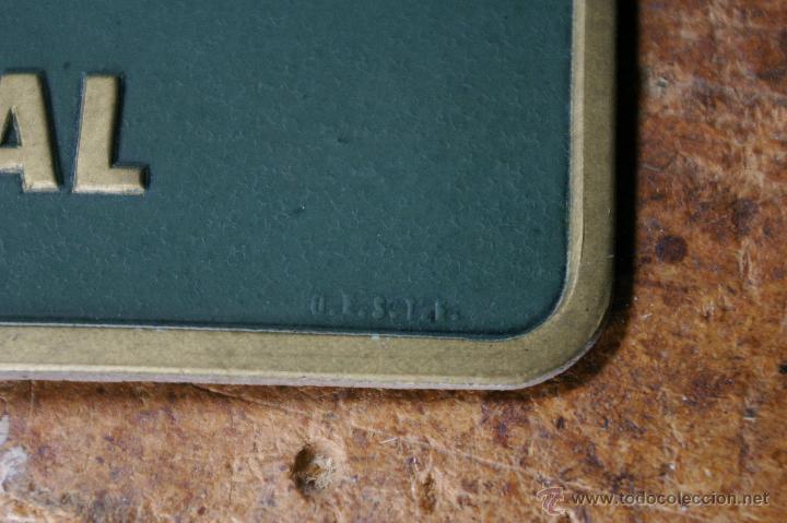 Carteles: CArtel - display de cartón, dimensiones 24 x 13.50 cm., años 50 - Foto 6 - 48559284