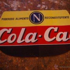 Carteles: CARTEL DE PAPEL DE COLACAO 28 X 15,50 CM.. Lote 49614927