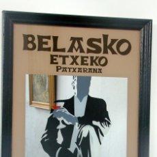 Carteles: ESPEJO PUBLICIDAD PACHARAN BELASKO. Lote 51018845