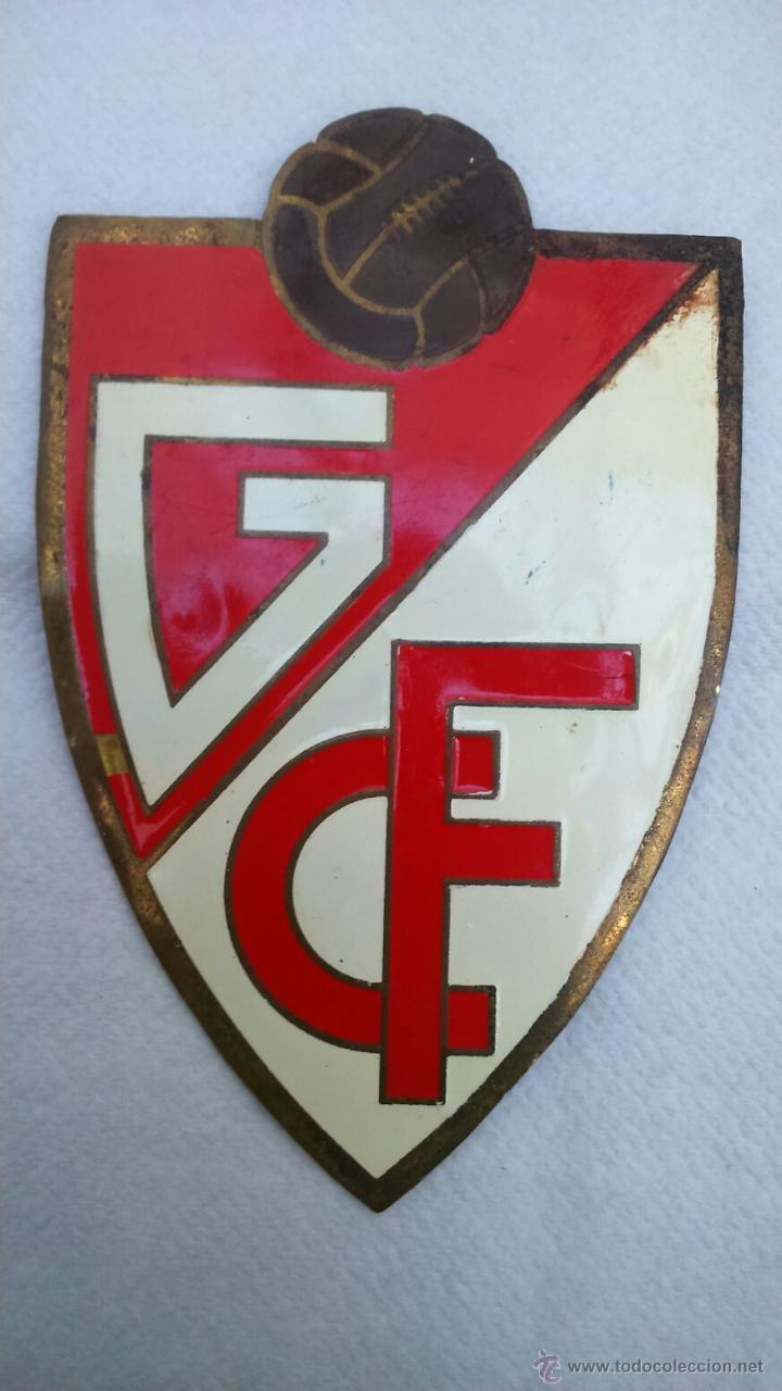 placa escudo granada cf aos 70  Comprar Carteles antiguos