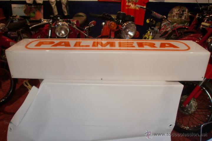 Carteles: LETRERO LUMINOSO PALMERA HERRAMIENTAS 100X20X15 CMS - Foto 3 - 54013648