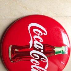 Carteles: CARTEL CHAPA COCA COLA ORIGINAL VINTAGE. Lote 60525247