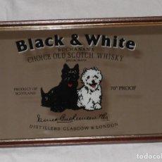 Carteles: ESPEJO BLACK & WHITE. Lote 61603320
