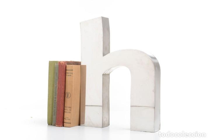 letras letras decorativas enorme letra de acero inoxidable decoracin letras letras metlicas - Letras Decorativas