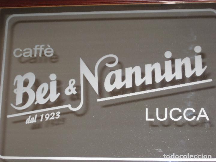 Carteles: Cuadro espejo Café Bei & Nannini - Foto 2 - 68228789