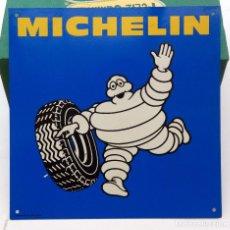 Carteles: CHAPA MICHELIN. Lote 70434709