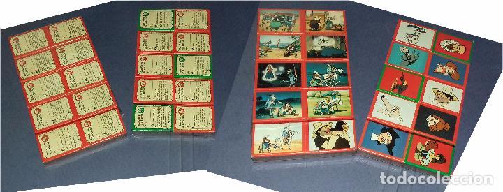 Carteles: MADERA - PORTAVELAS SERIGRAFIADO DE LA SERIE DON QUIJOTE DE LA MANCHA (1979) + 21 CAJAS DE CERILLAS - Foto 7 - 85498508