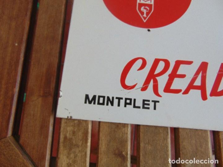 Carteles: CHAPA DE PUBLICIDAD PRODUCTOS DE CALIDAD CREADOS PARA UD MONTPLET - Foto 4 - 87179140