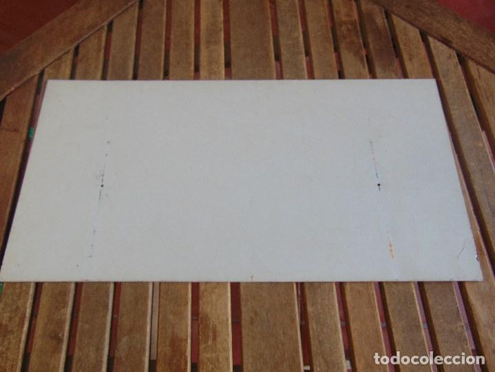 Carteles: CHAPA DE PUBLICIDAD PRODUCTOS DE CALIDAD CREADOS PARA UD MONTPLET - Foto 5 - 87179140