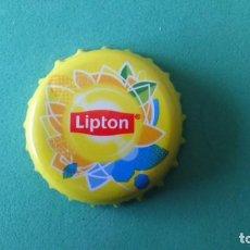 Carteles: CHAPA REFRESCO LIPTON. Lote 94055715