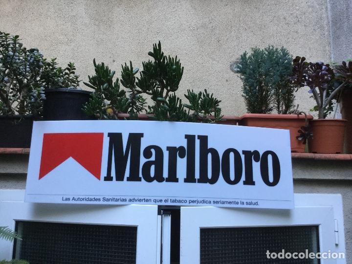 Carteles: MARLBORO PUBLICIDAD MEDIDAS 100 x 30 cm - Foto 2 - 156769801