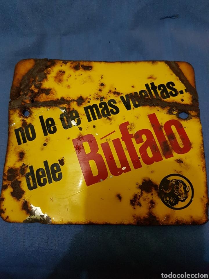 Buffalo Zapatos Carteles AntiguosChapas Limpia Chapa Comprar Y v80yNmnwO