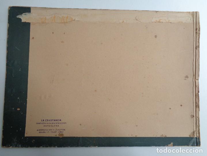 Carteles: LA CONSTANCIA.COMPAÑIA ANONIMA DE SEGUROS DE BARCELONA - Foto 2 - 104103011