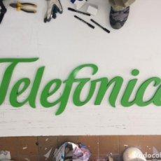 Carteles: CARTEL TELEFONICA. Lote 104520371