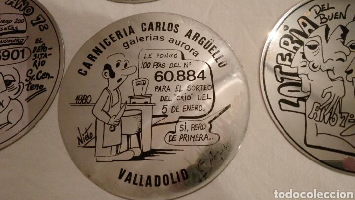 Carteles: LOTERÍA DEL BUEN HUMOR, LA ÚLTIMA CON ESTE NOMBRE, 1980, ACERO INOXIDABLE. VER - Foto 3 - 106970307