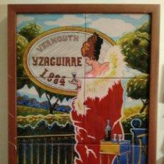 Carteles: CARTEL VERMOUTH IZAGUIRRE 1884 -. Lote 153366568