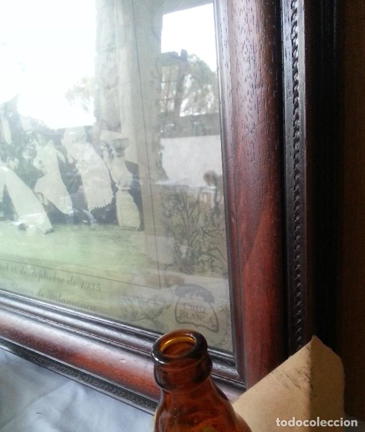 Carteles: Lámina del mundo de la cerveza, Gran tamaño. Enmarcado y acristalado. - Foto 5 - 108409207