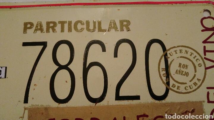 Carteles: PRECIOSA CHAPA VINTAGE, DE HAVANA CLUB, CON EL NOMBRE DEL PUEBLO ZAMORANO . CORRALES DEL VINO . VER - Foto 3 - 110501054