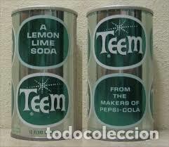 Carteles: Termómetro TEEM. Americano. Metálico. Letras y botella en relieve. Funcionando. Original de 1950s. - Foto 2 - 113524479