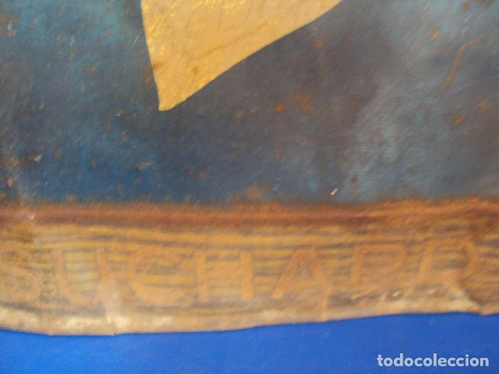Carteles: (PUB-180567)CARTEL DE CHAPA CHOCOLATE SUCHARD - MILKA - Foto 7 - 121339731