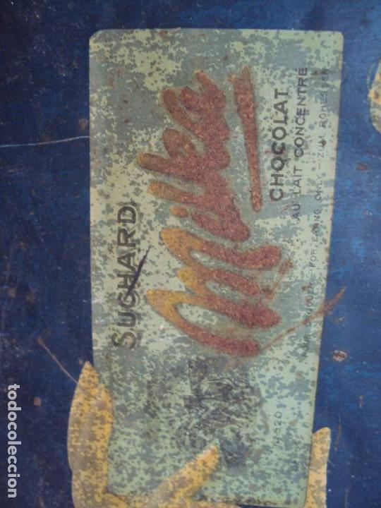 Carteles: (PUB-180567)CARTEL DE CHAPA CHOCOLATE SUCHARD - MILKA - Foto 10 - 121339731